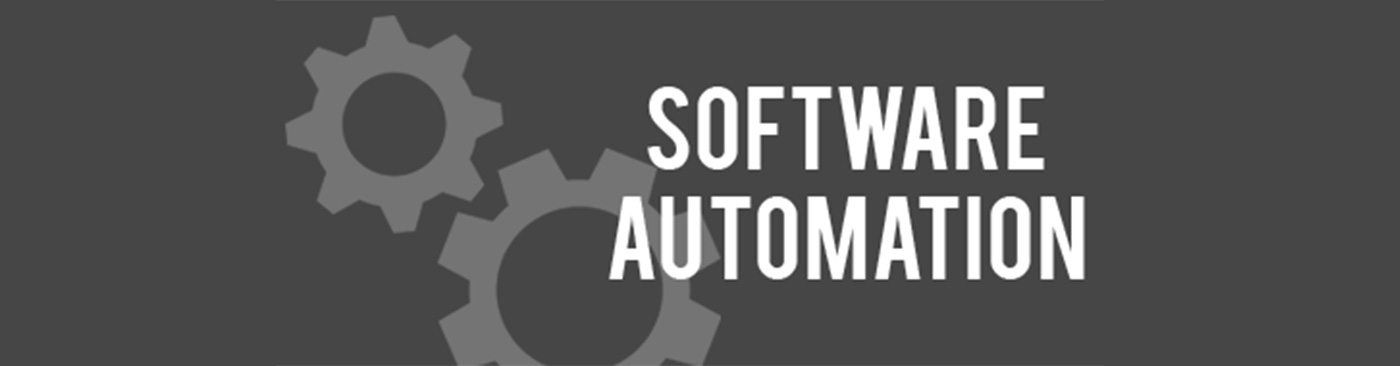 Software automation
